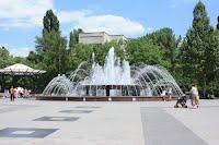 Романтические встречи – у... фонтана