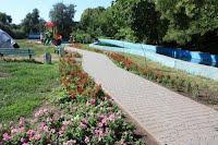 Любимое место отдыха одесситов - Парк Победы