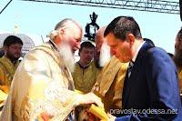 Алексей Костусев встретился с Патриархом Московским и всея Руси Кириллом