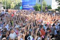 Суворовский район с размахом отметил День города