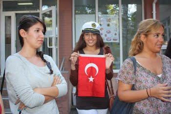 Турецкие школьники в Одессе