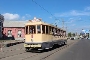 Вчера и сегодня Одесского трамвая