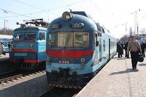 От станции Одесса-Главная до станции Киев-Пассажирский