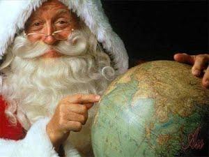 Счастье и удача от Санта-Клауса, Баббо Натале и Пера Ноэля