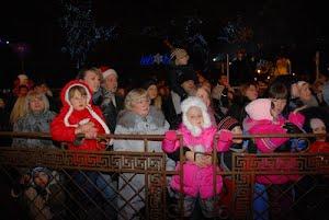 Новый год на Думской площади