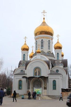 Михайловский скит, летная школа, Свято