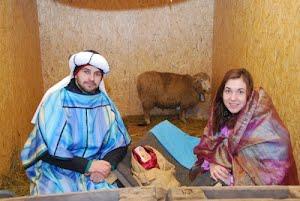 Рождественские истории в сквере Гамова