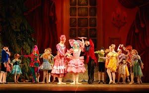 Бездомный «Щелкунчик» на сцене Одесского оперного