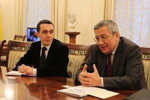 Таджикистан планирует открыть в Одессе консульство