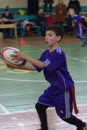 Четвертый сезон Детской регбийной лиги