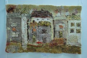 Изысканные гобелены, глиняные поросята и валяные «акварели»