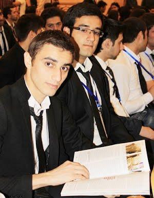 Международная встреча молодых азербайджанцев