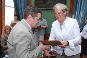 Ученым Одессы вручили награды